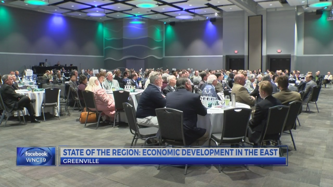 State of the Region: Economic development in the east