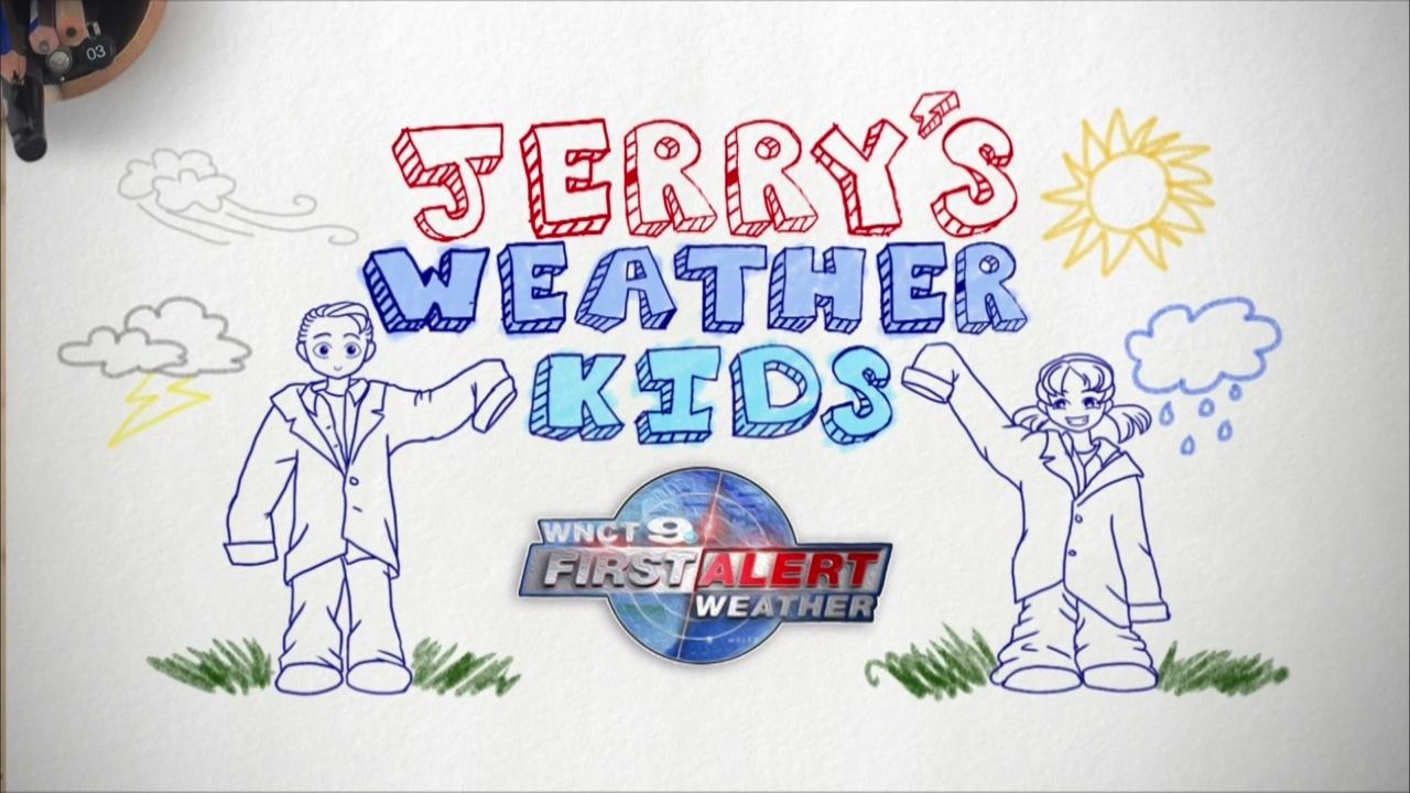 WNCT9 First Alert Weather Kids