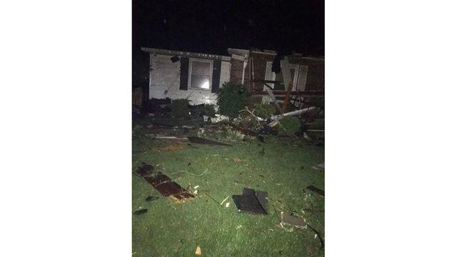 Dayton Ohio Tornado Damage