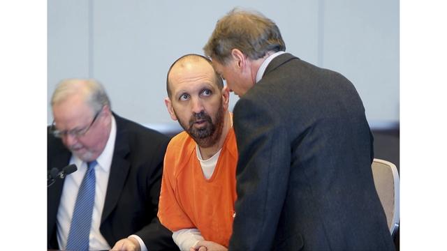 Craig Hicks In Court - March 14, 2017