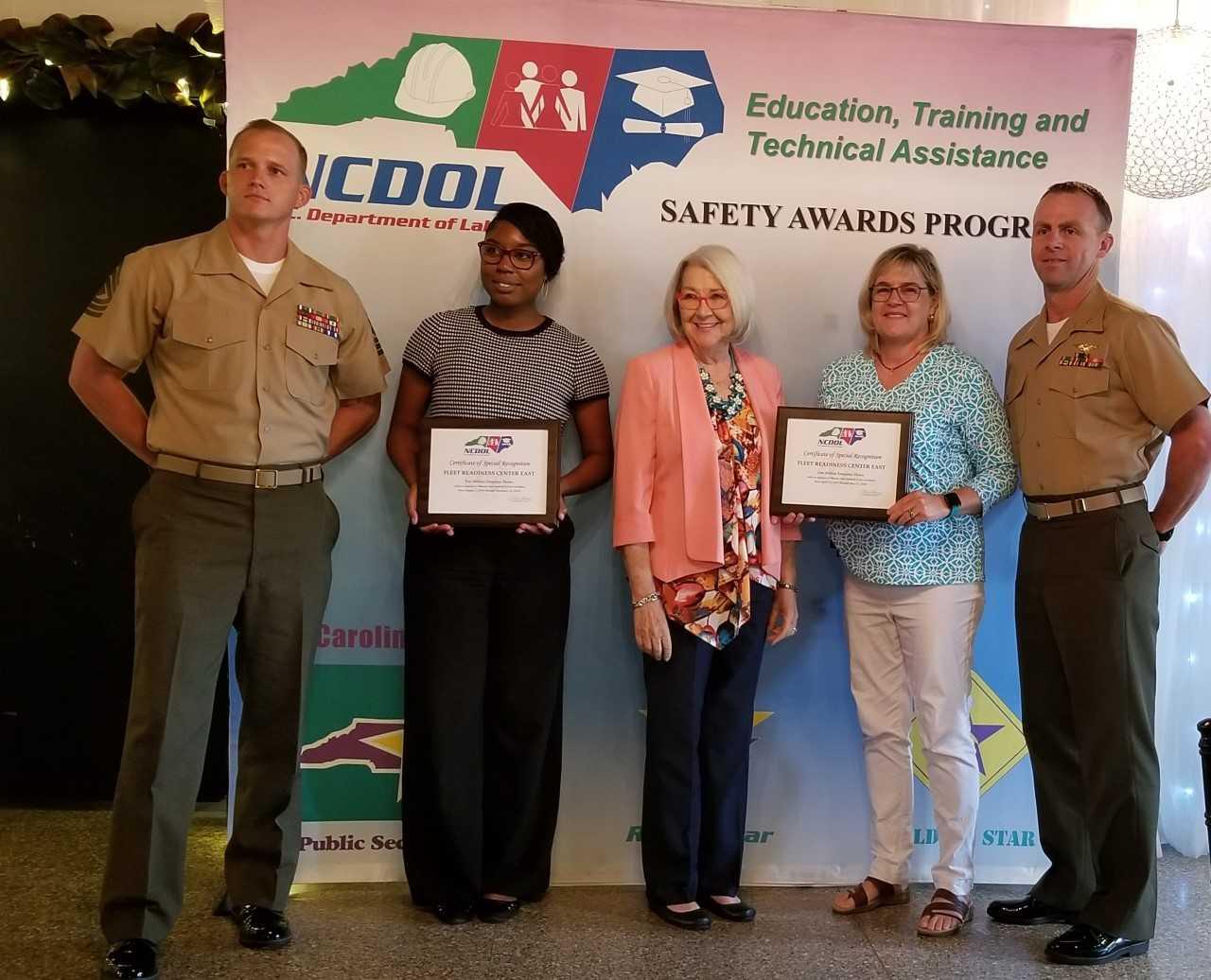 FRCE Safety Awards 2019