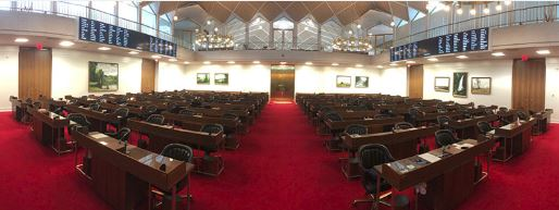 NC General Assembly Meeting Room