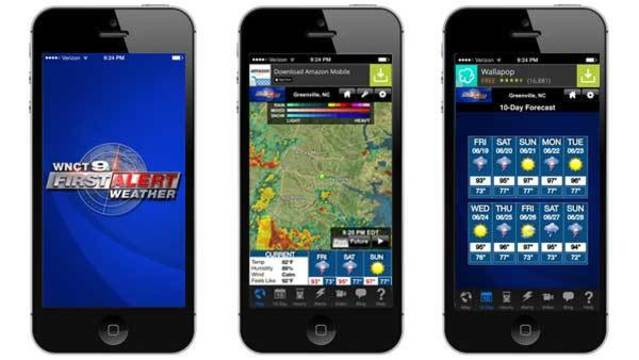 Download Weather App | WNCT