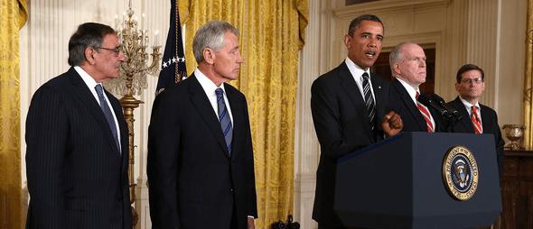 CIA takes bullet for Obama on Benghazi