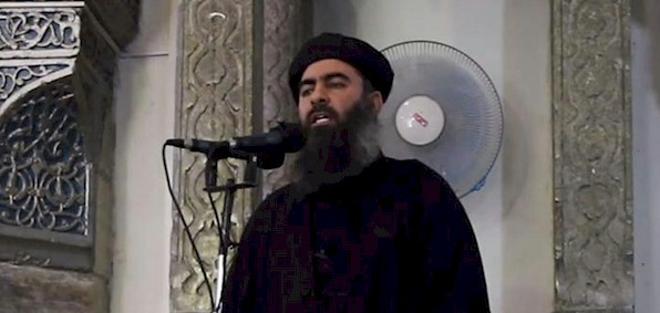 ISIS leader Abu Bakr al-Baghdadi declared the existence of an Islamic caliphate in Iraq and Syria and all ISIS fighters are required to swear an oath to support him as their caliph.
