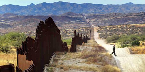 U.S.-Mexico border