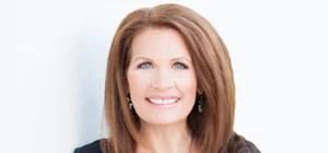 Former Minnesota Rep. Michele Bachmann