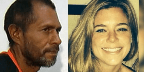 Jose Ines Garcia Zarate (left) and Kate Steinle (right)