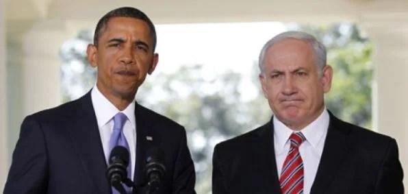 President Obama and Israeli Prime Minister Benjamin Netanyahu