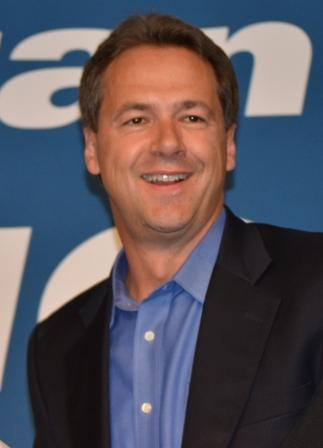 Gov. Steve Bullock of Montana.