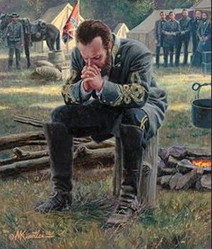 Civil War prayer