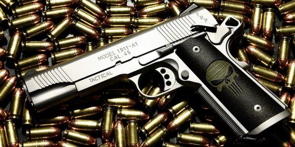 Gun firearm