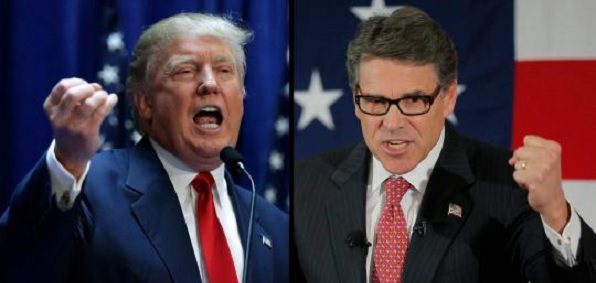 Rick Perry endorses Trump for president