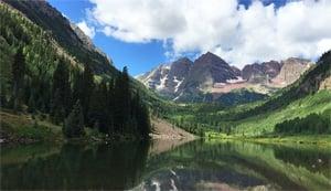 Aspen, Colorado (Photo: Twitter)