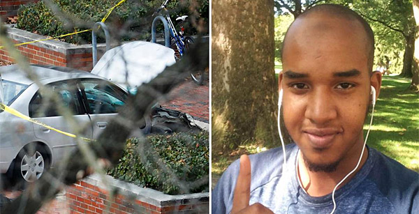 Ohio State University jihadist Abdul Razak Ali Artan (Photo: Twitter)