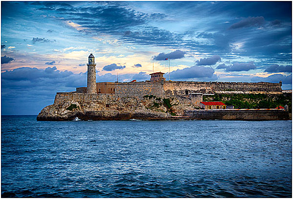 The Castle by the Sea, El Morro, Havana, Cuba