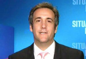 Trump aide Michael Cohen