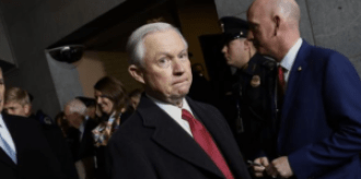 Former Sen. Jeff Sessions just took office as President Trump's new attorney general