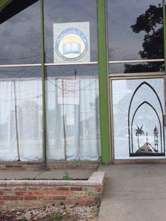 Darul ul-Uloom mosque on 12 Mile Road in Warren