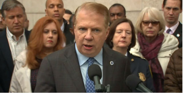 Seattle Mayor Ed Murray