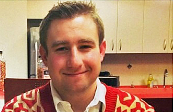 Murdered DNC staffer Seth Rich (Photo: GoFundMe)