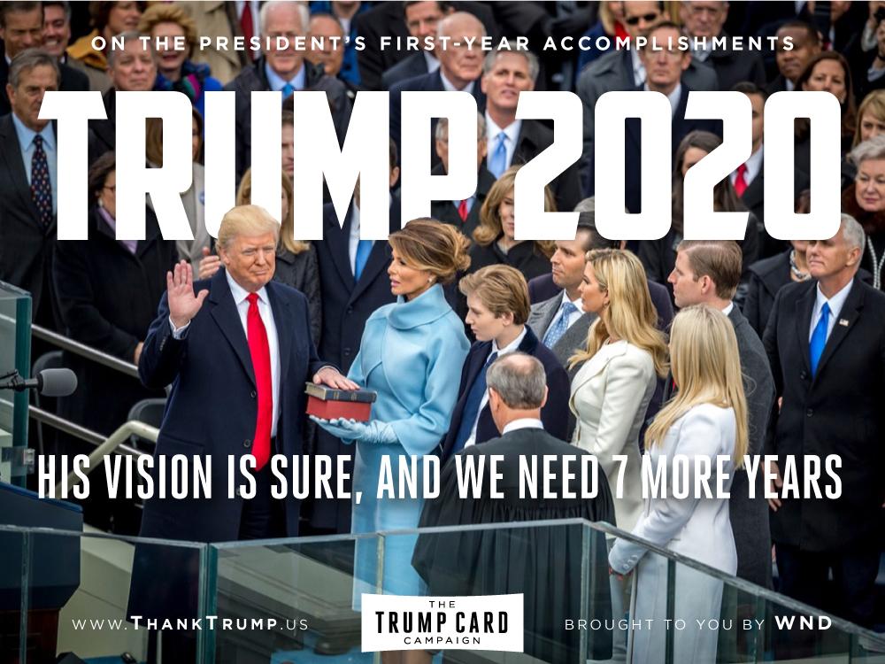 Thank Trump Card #9