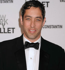 Actor and producer Nick Loeb