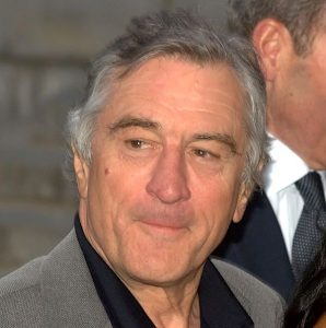 """Robert DeNiro in 2010 (Photo by David Shankbone, <a href=""""https://creativecommons.org/licenses/by/3.0/deed.en"""">Wikimedia Commons</a>)"""