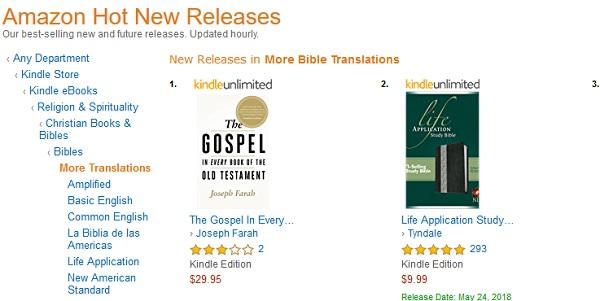 Gospel-Amazon