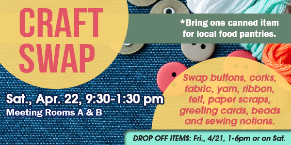 craft swap 2017