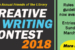 creative writing contest 2018