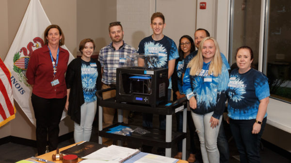 Trident Robotics; technology programs; teens, youth services