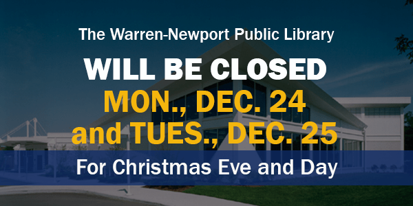 Christmas, holidays, scheduled closings