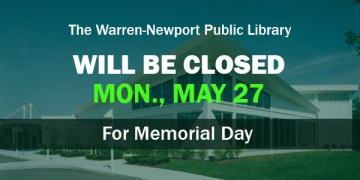 Memorial Day, scheduled closings, holidays, closings
