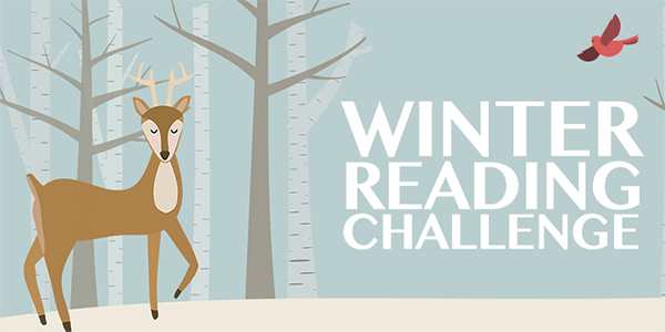 winter reading challenge, youth services, reading programs