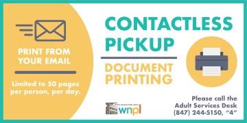 contactless, contactless printing, printing