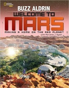 Dome colony on Mars