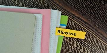 files, bidding, table