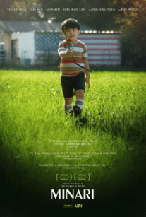 Movie Poster with small boy
