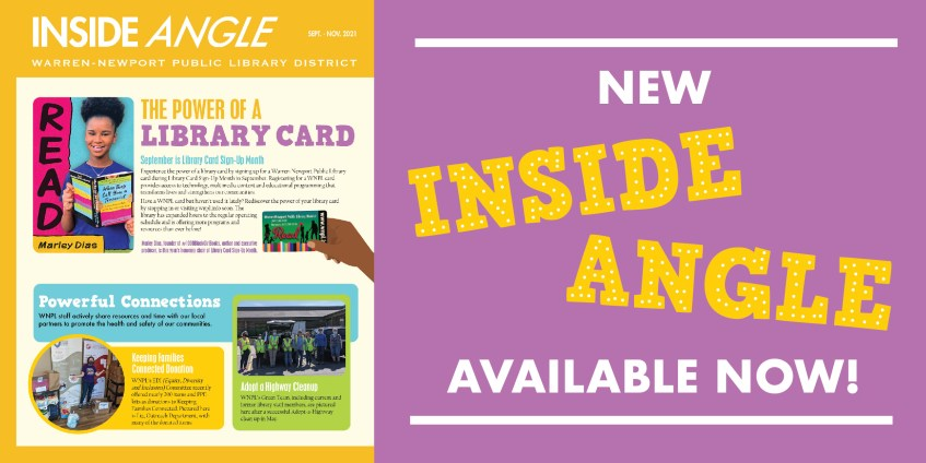 New Inside Angle Available Now