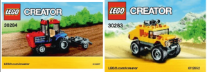 Lego Offer in the Daily Mail