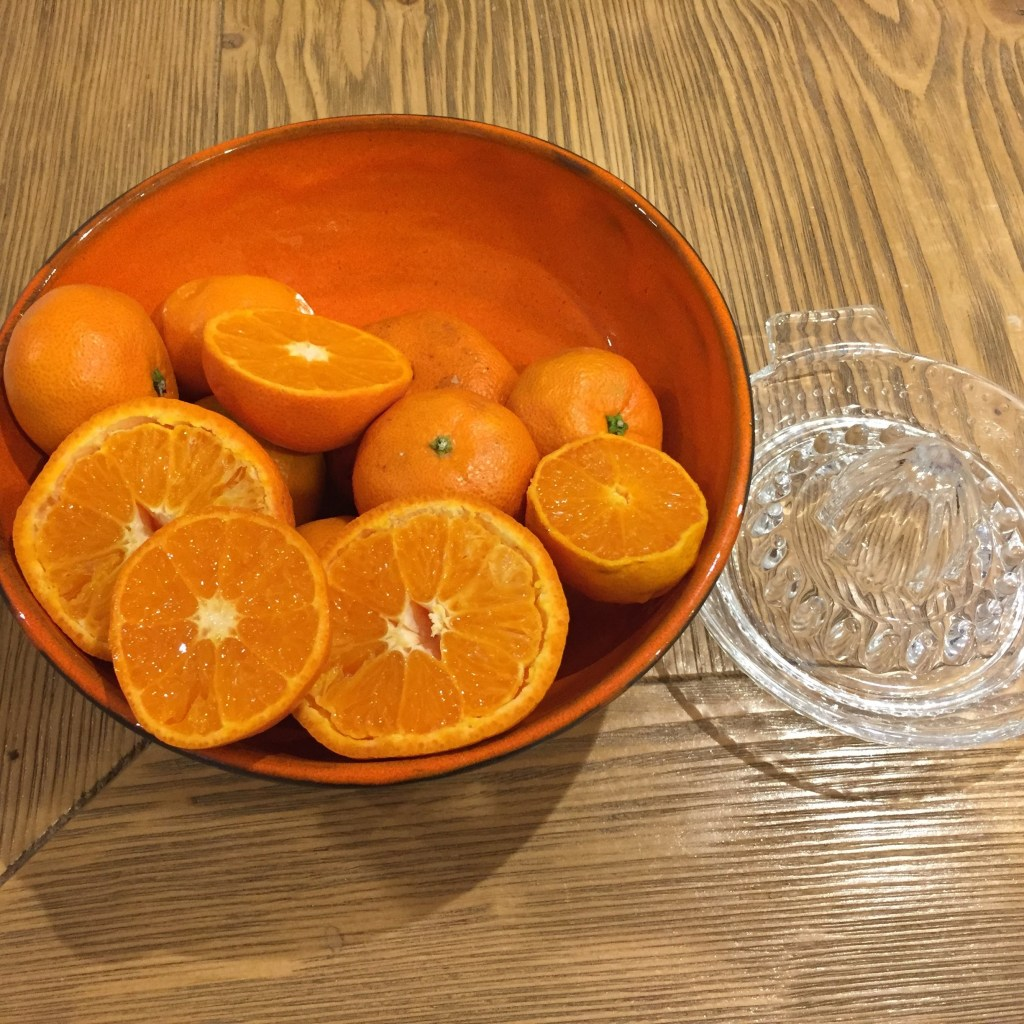 Unloved Satsumas & Citrus Fruits