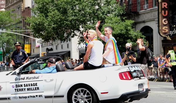 gay pride parade 2011 New York City
