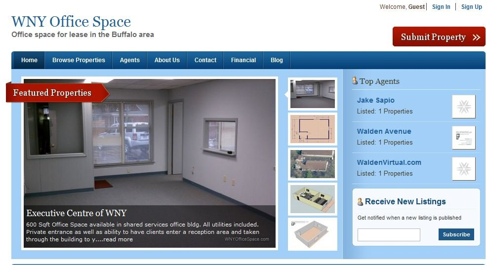WNY Office Space