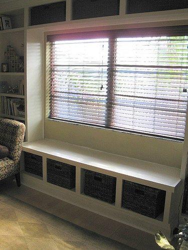 Window Seat Wall Unit Project Wny Handyman