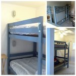 bunk bed cottage project