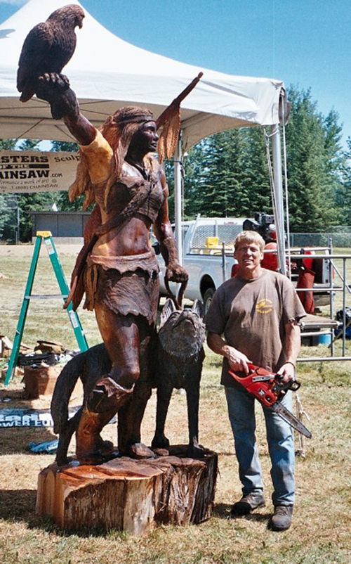 Chainsaw Art Buffalo Ny