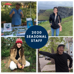 Welcome to our 2020 Seasonal Crew