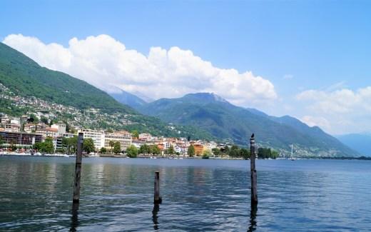 Schweiz Lago Maggiore