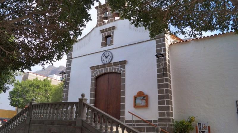 Kirche San Antonio de Padua in Mogan
